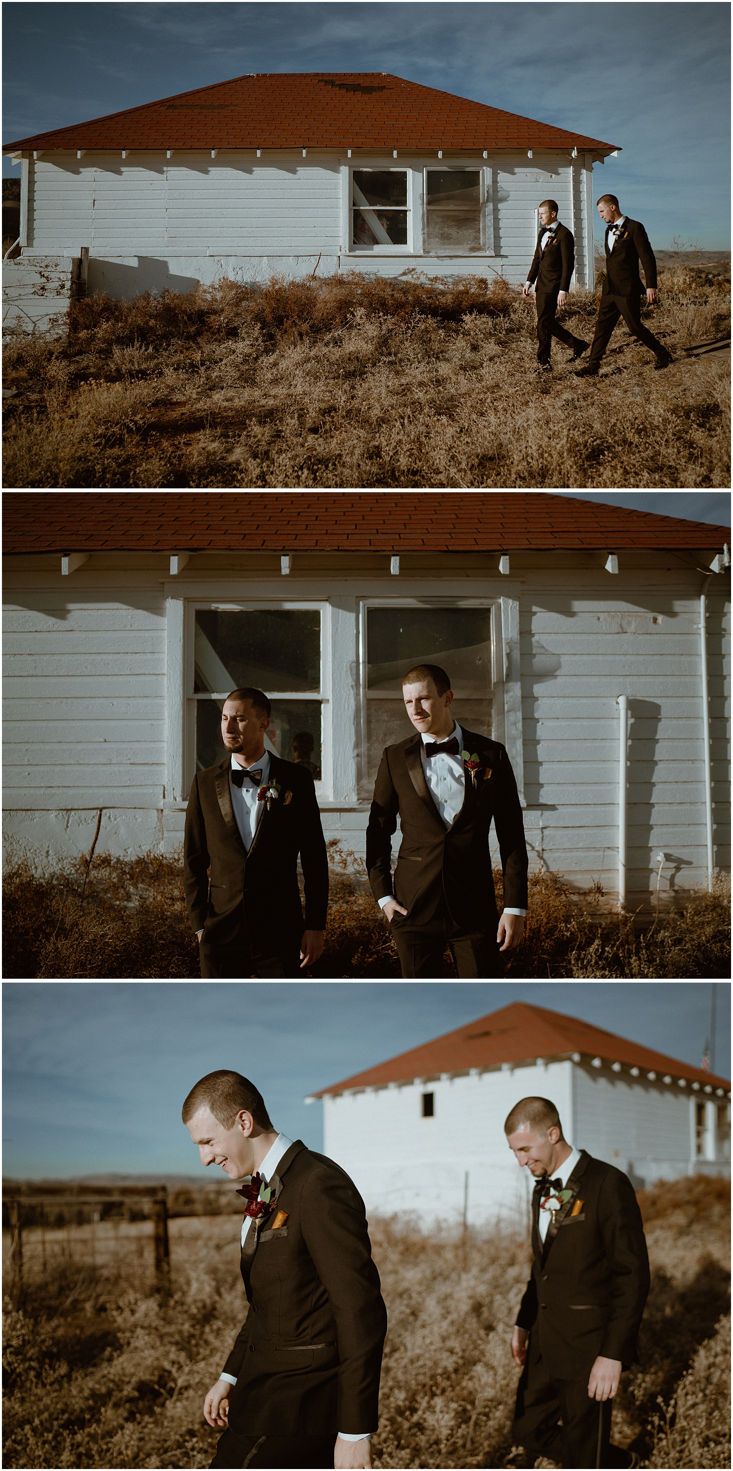 Groom and Best Man Photos