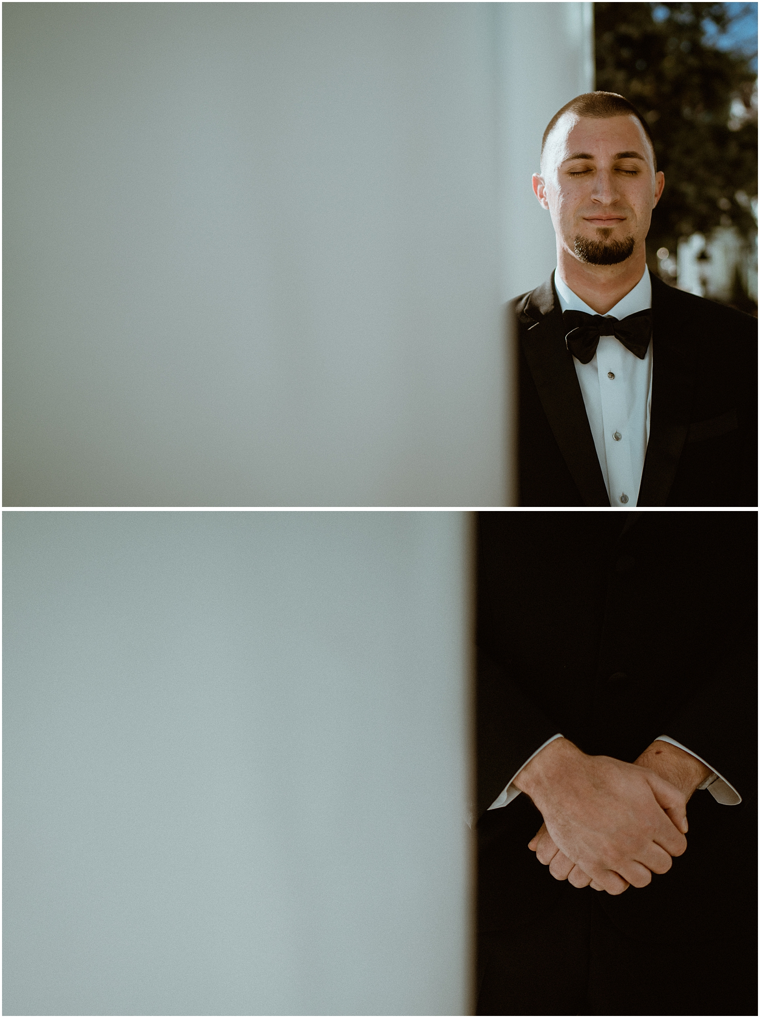 Groom Portrait at Manor House Colorado