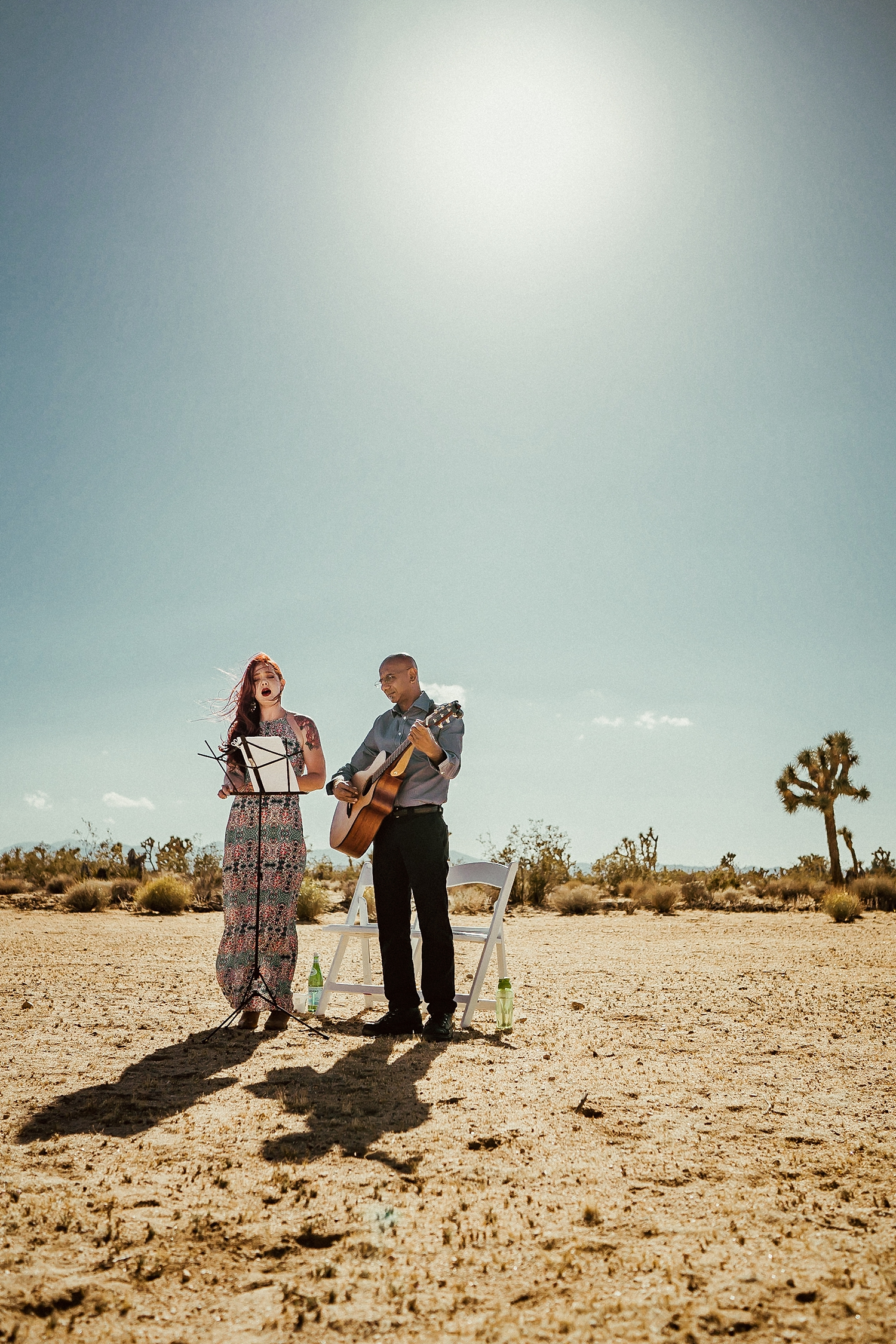 Joshua Tree Wedding Photos | Joshua Tree Ceremony Photos